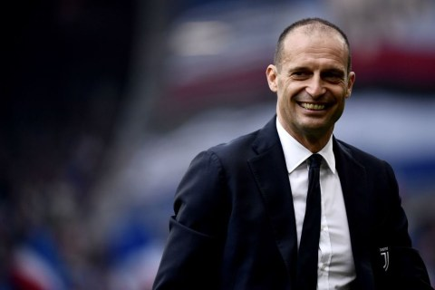 allegri real madrid